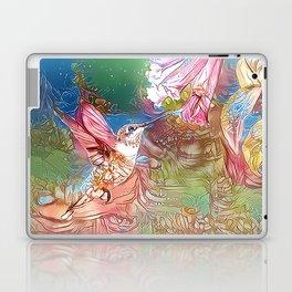 Fairy Hummingbird Laptop & iPad Skin