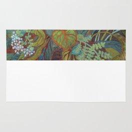 flower 2【Japanese painting】 Rug