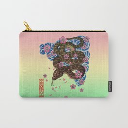 tattoo snake  Carry-All Pouch