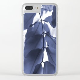 Leaves V Clear iPhone Case