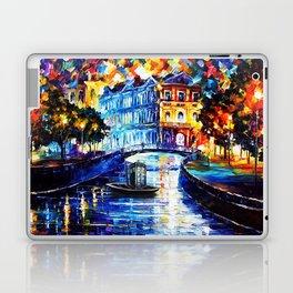 Tradis Art On The River Way Laptop & iPad Skin