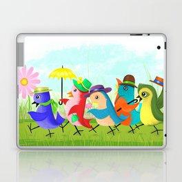 May Day Parade Laptop & iPad Skin