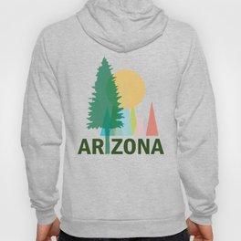 Arizona Trees Hoody