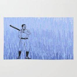 Baseball-The Boys of Summer   Rug