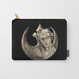 Luke Skywalker and Rebellion Insignia Carry-All Pouch