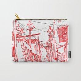 Venice Beach Alley Carry-All Pouch
