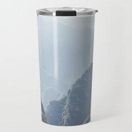 Mountains around Machu Picchu Travel Mug
