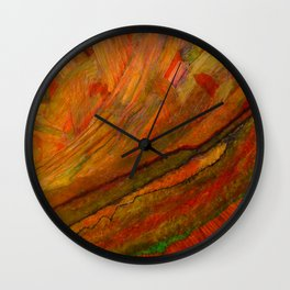 What a Terrible Thing to Do Wall Clock