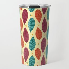 When the leaves come falling down Travel Mug