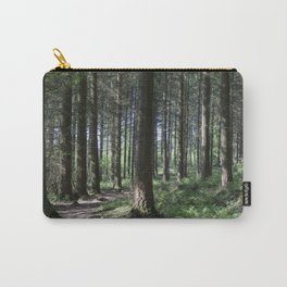 Light and Shade Carry-All Pouch