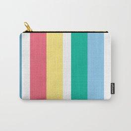 Bondi Stripe Carry-All Pouch