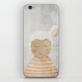 Sail On iPhone Skin