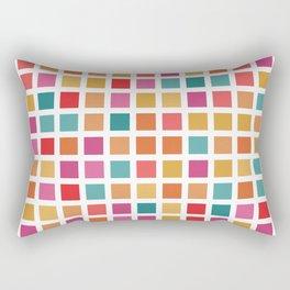 City Blocks - Sunrise #910 Rectangular Pillow