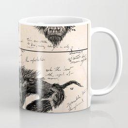 Flegellum de Bestia: Scourge Beast Coffee Mug