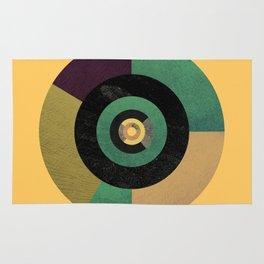 Circle Fibonacci.2 Rug