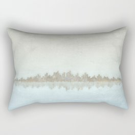 Skyline Rectangular Pillow