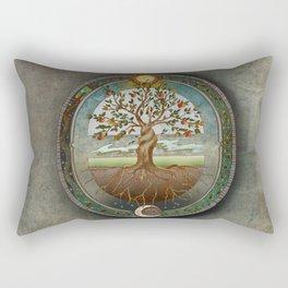 Ouroboros Rectangular Pillow