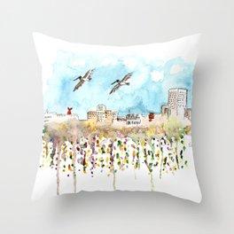 Galveston Throw Pillow
