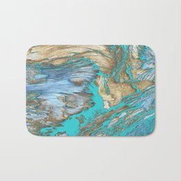 Woody Water Bath Mat
