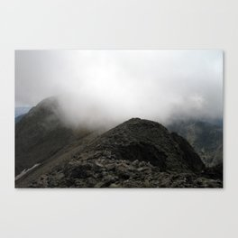 Challenger Point Canvas Print