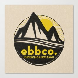 EbbCo Totally Dope Corporate T-Shirt Canvas Print