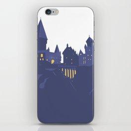 Hogwarts iPhone Skin