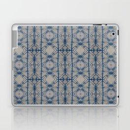 Shibori Mirror Laptop & iPad Skin