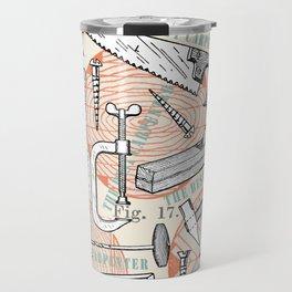 THE BEST CARPENTER Travel Mug