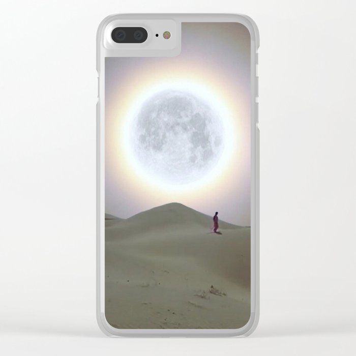 Catalina Clear iPhone Case