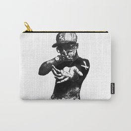 Free Bobby Shmurda Lithograph Carry-All Pouch