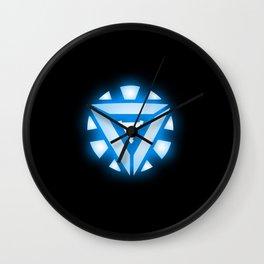 Iron Man: Arc Reactor Wall Clock