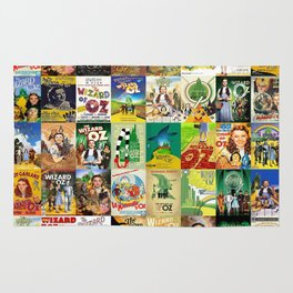 Oz Posters Rug