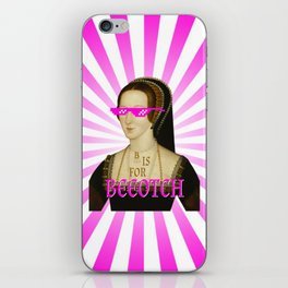 You Know My Name iPhone Skin