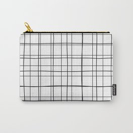 outside the lines Carry-All Pouch