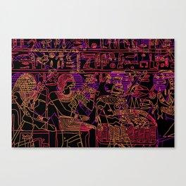 TakeOver Hostil Canvas Print