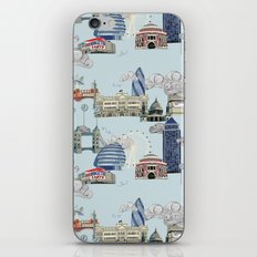 London Landmarks iPhone & iPod Skin