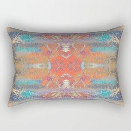 Jungle Edit Mirrored Rectangular Pillow