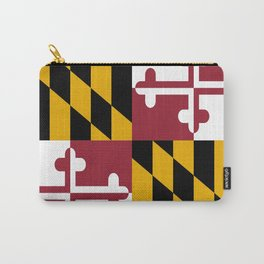flag of maryland-america,usa,Old Line State,marylander, America in Miniature,Baltimore,Columbia Carry-All Pouch