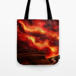 Lost in Space - Keith Tote Bag