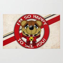 Dooley Bear -  Dead Rising Rug