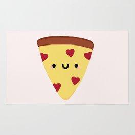 Pizza My Heart Rug