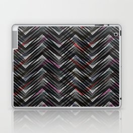 Zigzag pattern 3 Laptop & iPad Skin