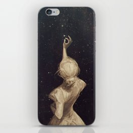 The Old Astronomer  iPhone Skin