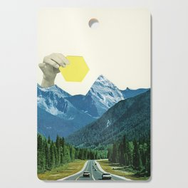 Moving Mountains Cutting Board
