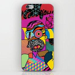 Trippin' Homer iPhone Skin