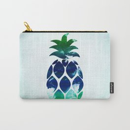Watercolor pineapple Carry-All Pouch