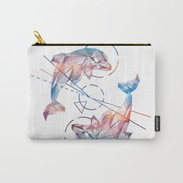 Spirit of the Dolphin Carry-All Pouch
