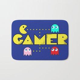 Classic Gamer: Pacman Bath Mat