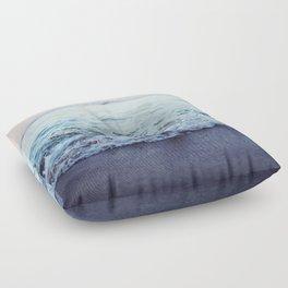 Crash into Me Floor Pillow