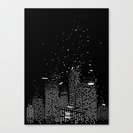 So Long, Old World Canvas Print